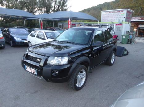 land rover freelander occasion freelander td4 sport bva. Black Bedroom Furniture Sets. Home Design Ideas