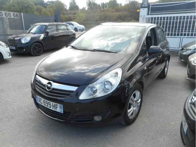 OPEL CORSA 1.3 CDTI75 Enjoy eco, voiture occasion