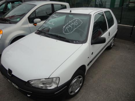 Peugeot 106 (2) open 1.1, voiture occasion