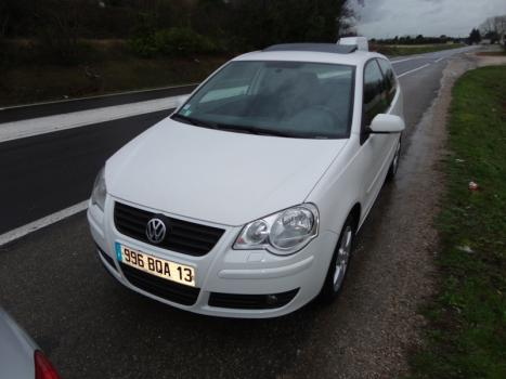 Volkswagen POLO IV TDI 80 UNITED 3P , voiture occasion