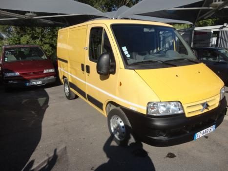 Citroen JUMPER 29C CLUB 2.0 HDI, voiture occasion