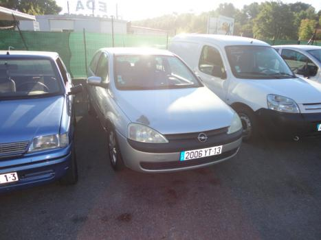 Opel CORSA 1.2 16V FASHION, voiture occasion