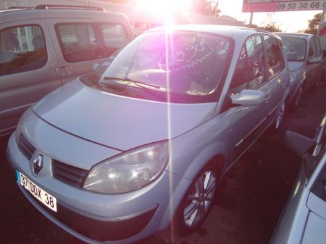 Renault MEGANE SCENIC 2  1.9 DCI 120CV LUXE , voiture occasion